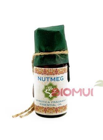 Эфирное масло мускатного ореха (Myristica fragrans) ZeitunЭфирные масла<br>Мускатник душистый обладает хорошими антисептическими, противоспазматическими, обезболивающими, стимулирующими и противоотечными свойствами.<br>