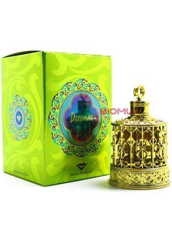 Масляные духи DaeemanЭксклюзивные духи<br>Daeeman – изысканный ориентальный парфюм, отличающийся переливами горьковатых, пряных и цветочных тонов.<br>