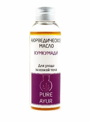 "Оживляющее масло для тела ""KumKumadi"""