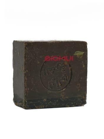 Восточное мыло с лабданумом и смолой бензоин