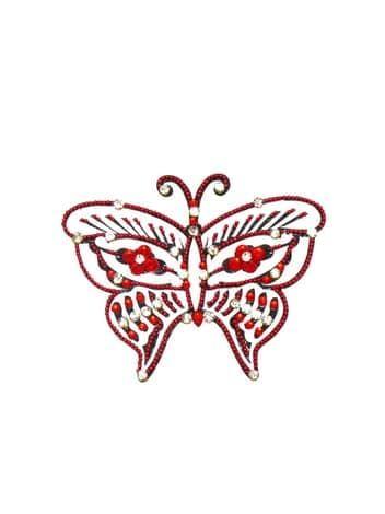 Бинди для тела (тату из страз) SchmetterlingБинди<br>Цвета в ассортименте.<br>