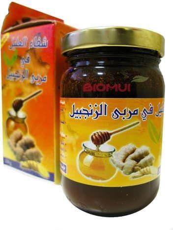 Натуральное марокканское медовое варенье с имбиремВосточные сладости<br><br>