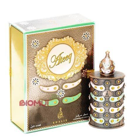 Масляные духи AteeqЭксклюзивные духи<br>Теплый, тягучий, нежный, ягодный парфюм.<br>