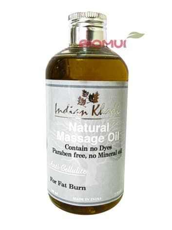 "Антицеллюлитное масло для тела ""Indian Khadi"" от BioMui"