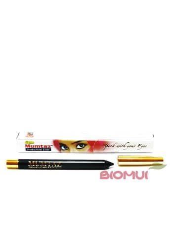 Обогащенная сурьма-карандаш для глаз «Khojati»Сурьма для глаз<br>Данное средство обогащено питательными маслами кокоса, миндаля и Ги. Имеет насыщенный черный цвет и стойкую текстуру. Интенсивно питает кожу век и луковички ресниц.<br>