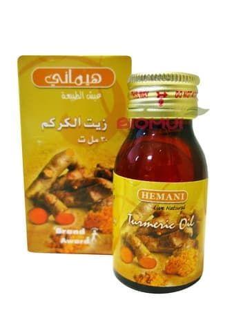 Масло куркумы HemaniВспомогательные масла<br>Мощное стимулирующее и омолаживающее масло с комплексным действием.<br>