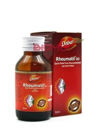 "Лечебная масляная сыворотка от боли в суставах ""Rheumatil"" от BioMui"
