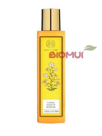 """Цветочная масляная смесь для снятия водостойкого макияжа """"Forest Essentials"""" от BioMui"""