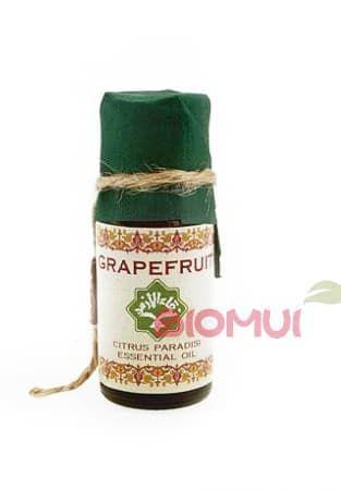 Эфирное масло грейпфрута (Citrus paradisi) ZeitunЭфирные масла<br>У продукта свежий и приятный аромат, с цитрусовым акцентом, сладковатыми и слегка горькими нотками. Выражено подтягивает и уплотняет кожу.<br>