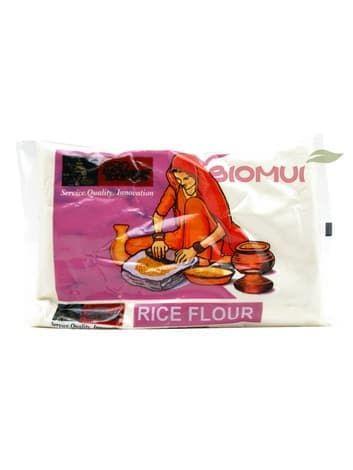 Мука рисовая (Besan)Бакалея<br>Рисовая мука не содержит глютена, не вызывает аллергических реакций и рекомендуется для включения в рацион детей и тех людей, которым необходимо диетическое питание.<br>