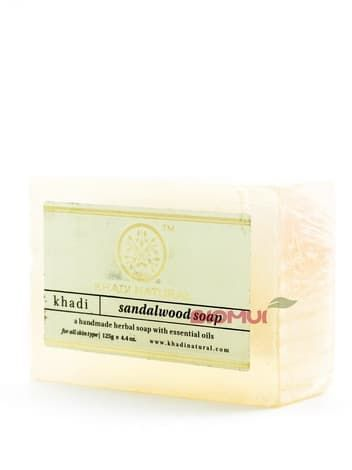 Натуральное глицериновое сандаловое мыло