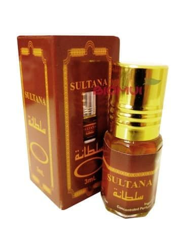 Натуральные масляные духи «Sultana» (Султанша моего сердца) от BioMui