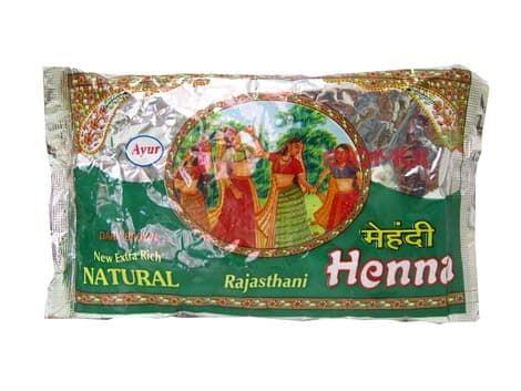 Травяная хна Ayur (рыже-коричневый)Хна для волос<br>Представляет собой уникальную и очень редкую разновидность раджастанской хны, которая окрашивает волосы в насыщенный рыже-коричневый цвет.<br>
