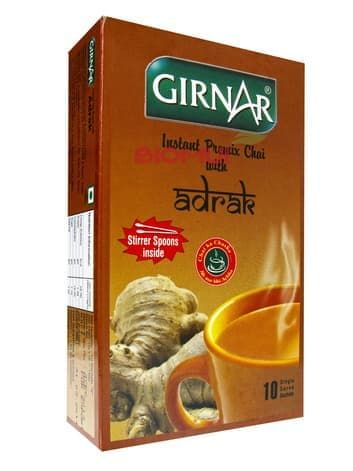 Чай с имбирем 3в1 Girnar (саше)Натуральный чай<br><br>