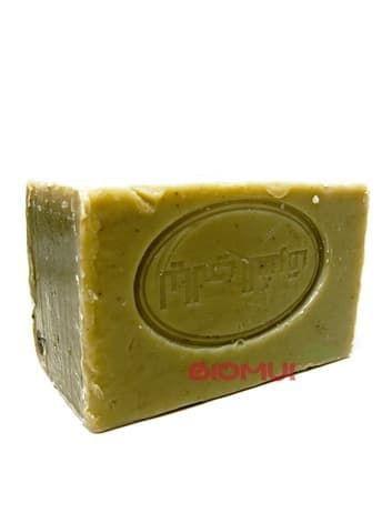 Натуральное мыло с хной