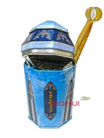 """Древесный удовый бахур из малайского агара """"Oudh Malaysia"""""""