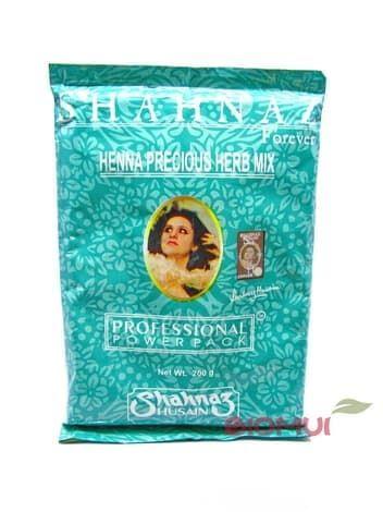 Травяная хна для волос «Shahnaz» (рыже-коричневая) от BioMui