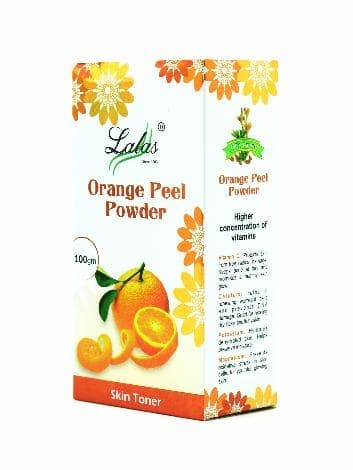 Витаминизирующая маска для лица с апельсином