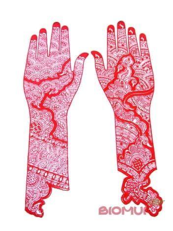Трафарет для менди самоклеющийся для рукиТрафарет для менди<br>Представлены трафареты, как на правую, так и на левую руку с широким ассортиментом узоров. Цена указана за одну штуку.<br>