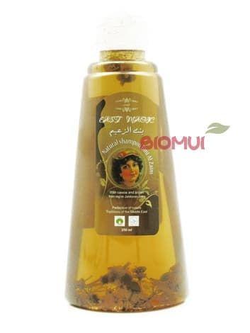 """Шампунь с ромашкой и маслом бесцветной хны """"Bint Al Zaim"""" от BioMui"""