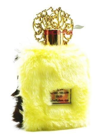 Элитные арабские духи Lecmo Yellow OudСелективные духи<br>Великолепный дымчатый аромат с примесью древесных ноток, терпкостью пачули и мягким акцентом восточных пряностей.<br>