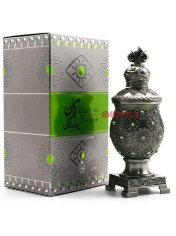 Масляные духи Kaan Ya MakaanЭксклюзивные духи<br>Стилизованный под серебро, оригинальный флакон скрывает в себе роскошный цветочно-древесный парфюм с негромкими цитрусовыми акцентами.<br>