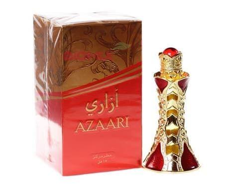 Масляные духи AzaariЭксклюзивные духи<br>Духи имеют нежный, игривый, сладковато-цветочный с сочными нотками фруктов аромат.<br>