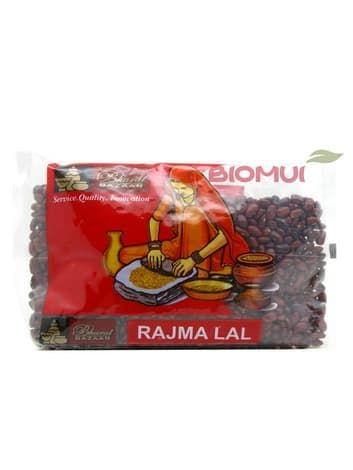 Фасоль красная (Rajma Lal)Бакалея<br>Красная фасоль – источник растительного белка, полезнейшей клетчатки и углеводов. Этот натуральный продукт является идеальным дополнением для салатов, первых и вторых блюд, которым необходимо придать некоторую «изюминку»!<br>