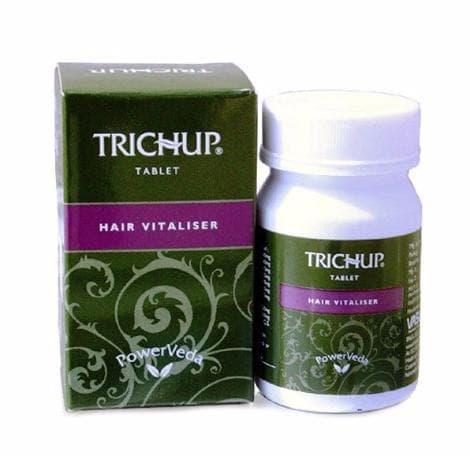"""Витаминный травяной комплекс для укрепления и роста волос """"Vasu Trichup"""""""