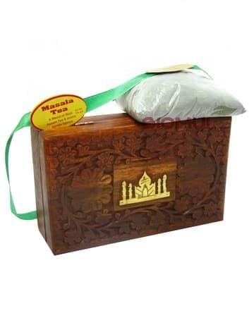 """Натуральный индийский чай """"Masala"""""""