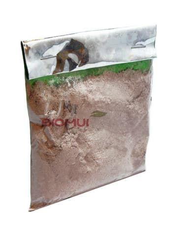 """Маска - скраб для сияния кожи с пудрой цветов иранской розы и камелии """"Shahruh"""" от BioMui"""