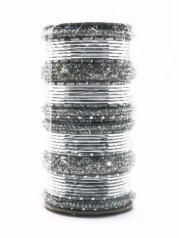 """Свадебный набор браслетов """"Vedinga"""" (Белый) от BioMui"""