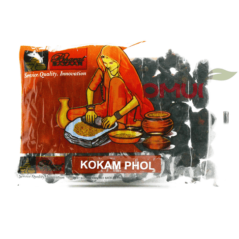 """Гарциния сушеная (Vrikshamla, Kokam Phol) """"Bharat Bazaar"""""""