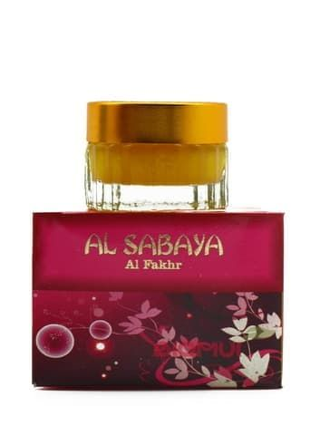 Сухие духи Al SabayaСухие духи<br>Парфюм обладает неповторимым, звеняще свежим, упоительным цветочным ароматом.<br>