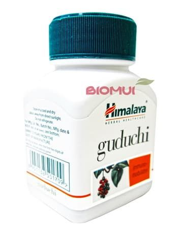 "Гудучи Guduchi (Tinospora cordifolia) ""Himalaya"" от BioMui"