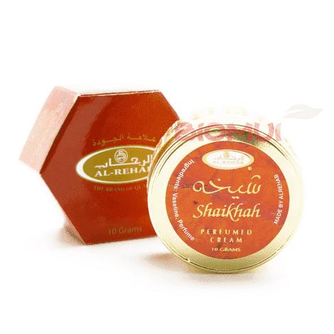 Духи-крем Al-Rehab ShaikhahСухие духи<br>Shaikhah – парфюм настоящих победителей, превыше всего ставящих упорство в достижении цели и силу воли.<br>