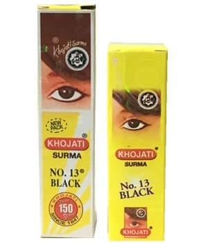 """Универсальная сурьма для глаз """"Khojati Black № 13"""" от BioMui"""