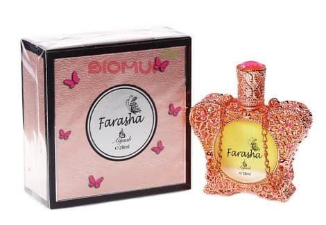 Масляные духи FarashaЭксклюзивные духи<br>Обладают тягучим, пряно-амбровым, теплым, женским звучанием.<br>