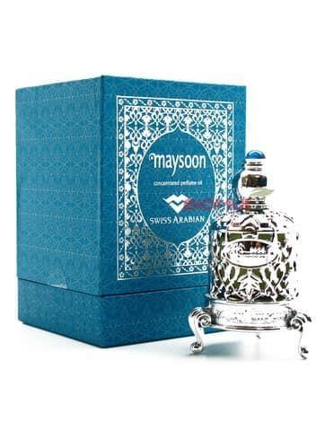Масляные духи MaysoonЭксклюзивные духи<br>Maysoon – жизнерадостный аромат со сладковатым нежным шлейфом, который приятно носить каждый день.<br>