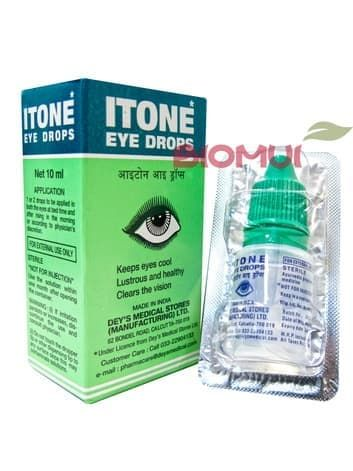 "Лечебные капли для глаз ""Itone"" от BioMui"