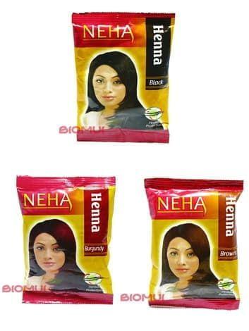Хна для волос «Neha» от BioMui