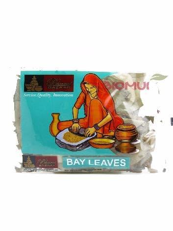 Лавровый лист (листья бей, tej patta) (Bharat Bazaar)