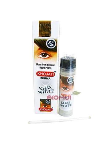 Сурьма для глаз с палочкой – аппликатором Khojati (бесцветная)Сурьма для глаз<br>Данная сурьма абсолютно не имеет цвета. Она идеально подойдет тем, кто совершенно не пользуется косметикой или предпочитает не красить глаза.<br>