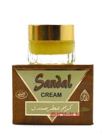 Сухие духи Sandal creamСухие духи<br>Сухие духи Sandal cream имеют стойкий, тонкий и слегка пряный древесный аромат.<br>