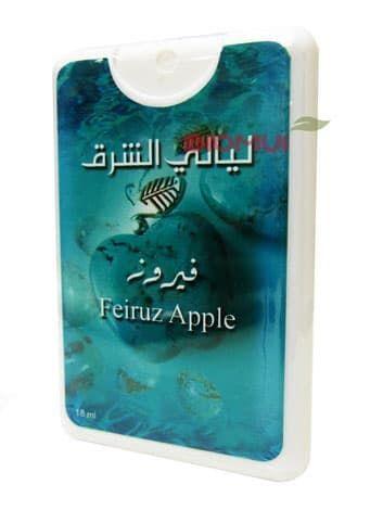 Натуральные масляные духи Feiruz Apple (Яблоко Фейруз)Духи масс маркет<br>Аромат очень приятный, в меру цветочный, в меру свежий с характерными сладко-терпкими нотками.<br>