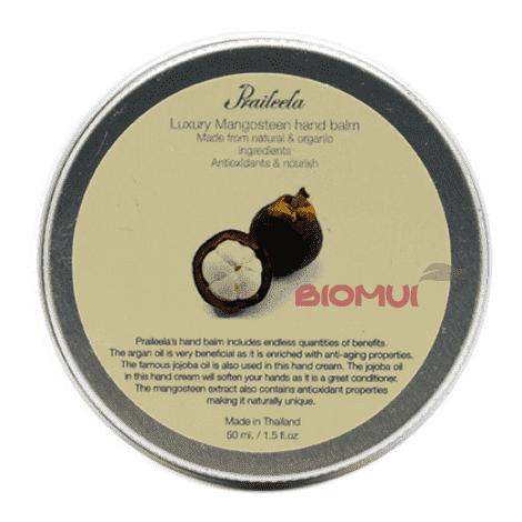 """Органический бальзам для рук с мангустином """"Praileela"""" от BioMui"""