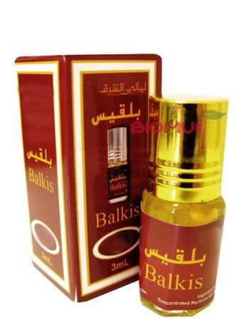 Натуральные масляные духи «Balkis» (Королева Бэлкис) от BioMui