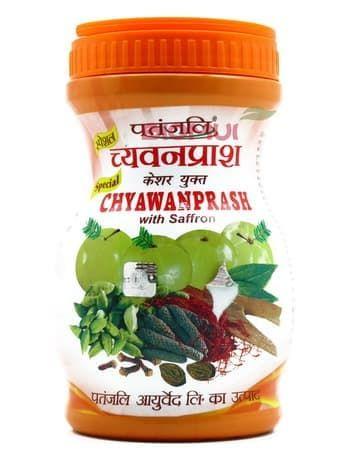 Чаванпраш с шафраном PatanjaliПищевые и витаминные добавки<br><br>