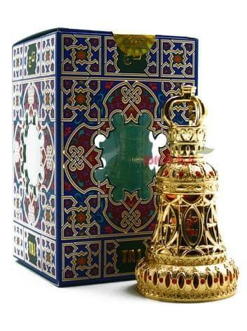 Масляные духи TajЭксклюзивные духи<br>Тадж – загадочные мужские духи, обладающие неподдельным ориентальным ароматом.<br>