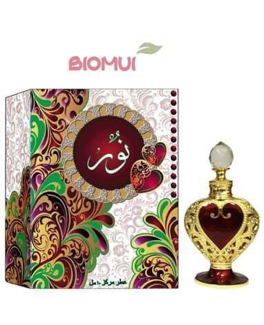 """Масляные духи """"Noor"""" от BioMui"""